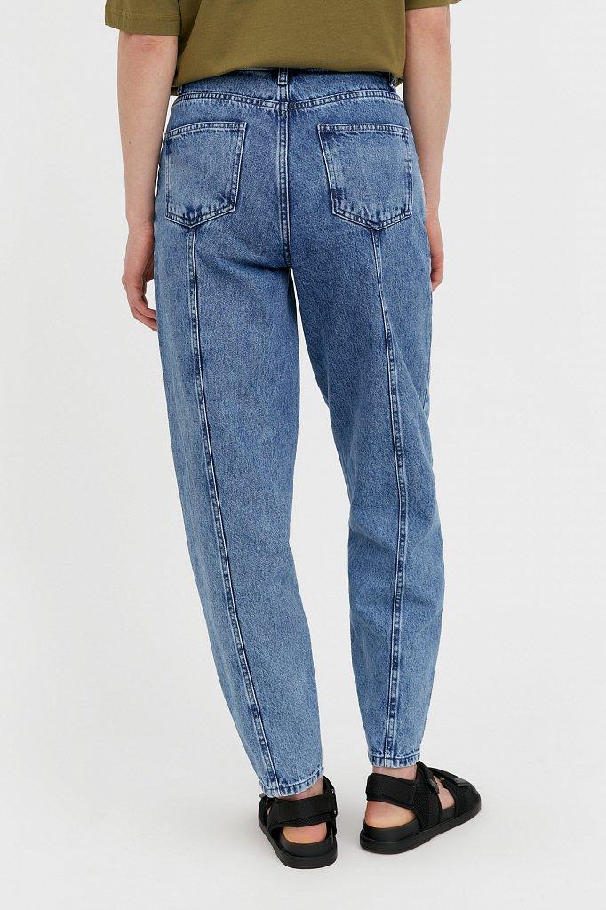 Брюки женские (джинсы), Модель B21-15006, Фото №4