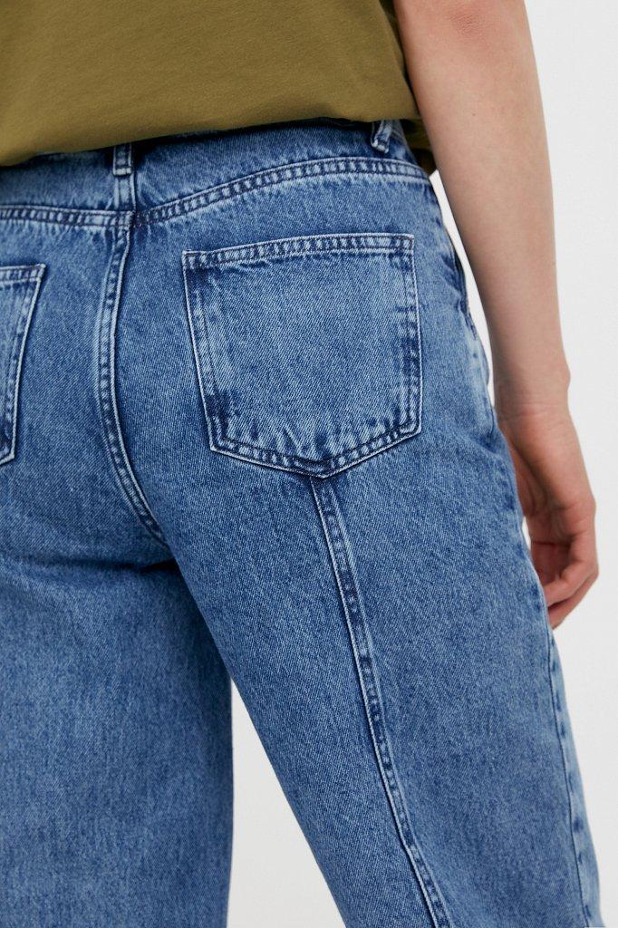 Брюки женские (джинсы), Модель B21-15006, Фото №5