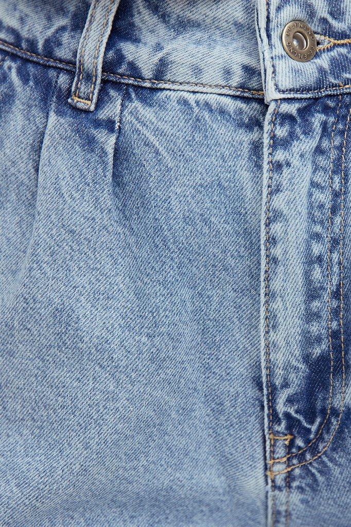Джинсы женские, Модель B21-15033, Фото №5