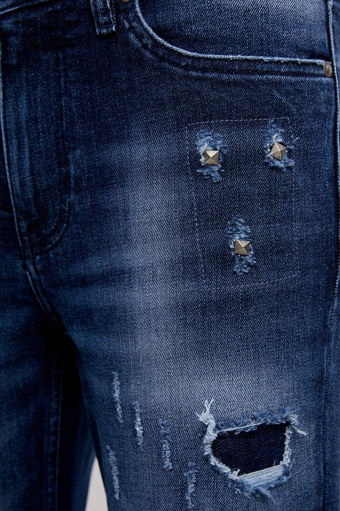 Джинсы женские, Модель B21-15012, Фото №5