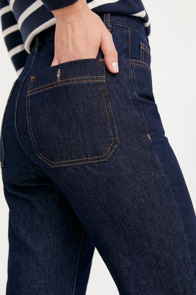 Джинсы женские, Модель B21-15013, Фото №5