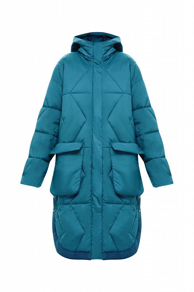 Пальто женское, Модель B21-32002, Фото №8