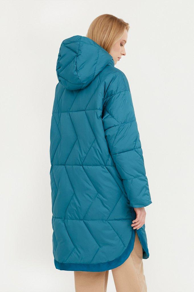 Пальто женское, Модель B21-32002, Фото №5