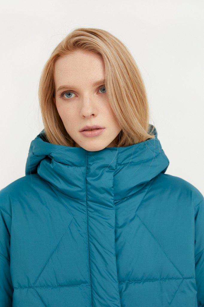 Пальто женское, Модель B21-32002, Фото №7