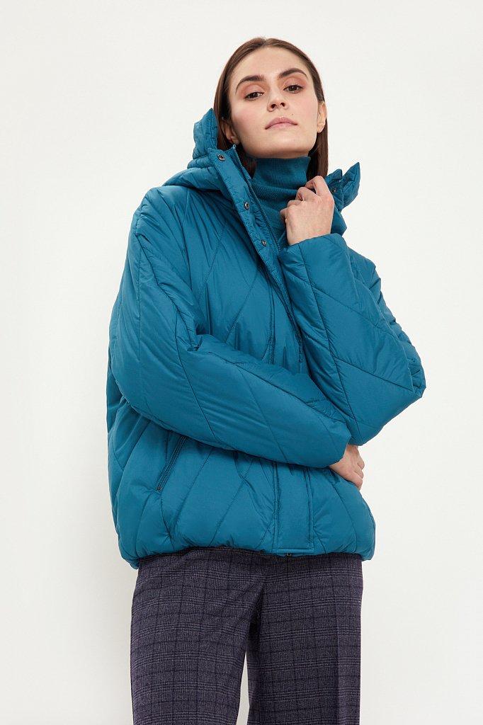 Куртка женская, Модель B21-32003, Фото №1