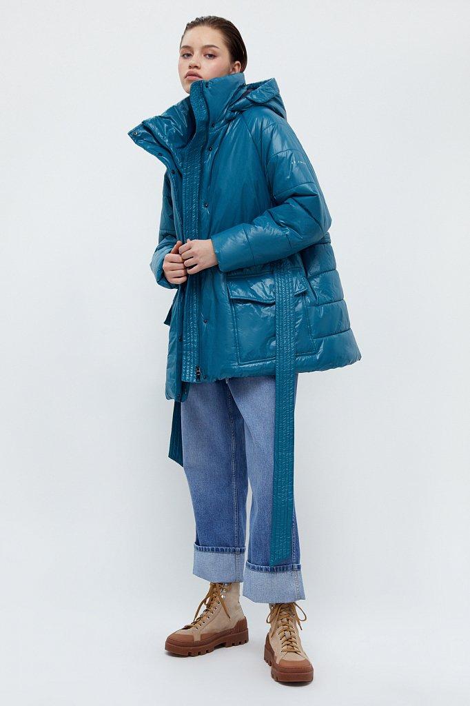 Пальто женское, Модель B21-32008, Фото №2