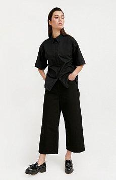 Брюки женские (джинсы) B21-15004