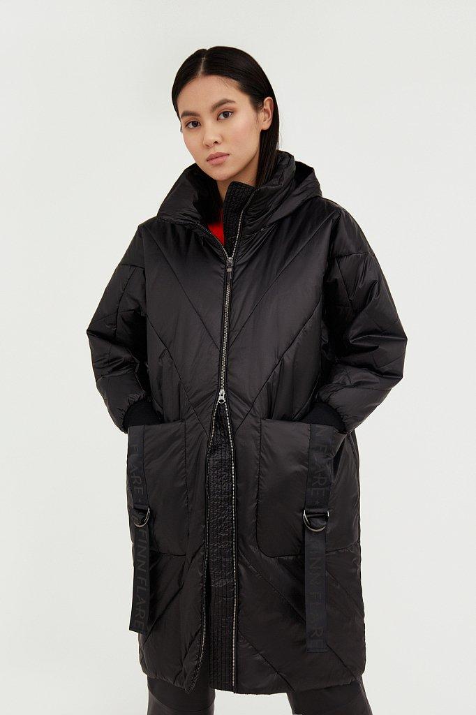 Пальто женское, Модель B21-11002, Фото №1