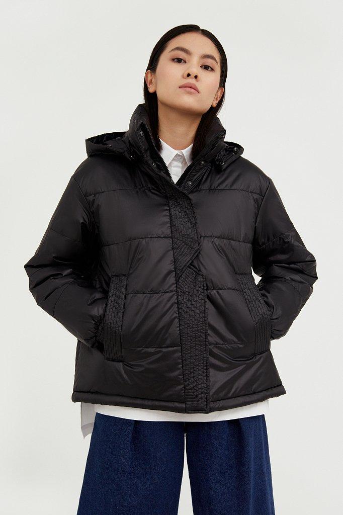Куртка женская, Модель B21-11003, Фото №2