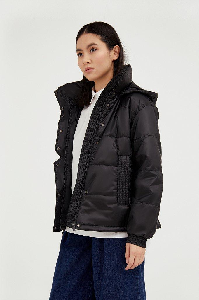 Куртка женская, Модель B21-11003, Фото №3