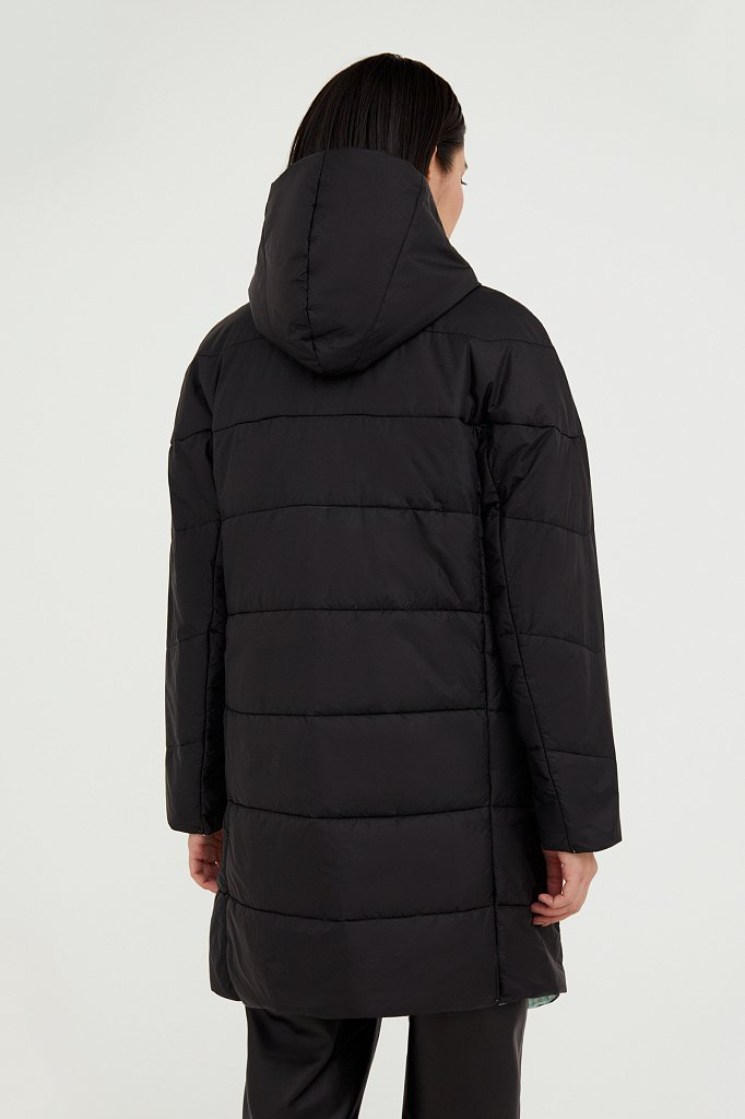 Пальто женское, Модель B21-11007, Фото №4