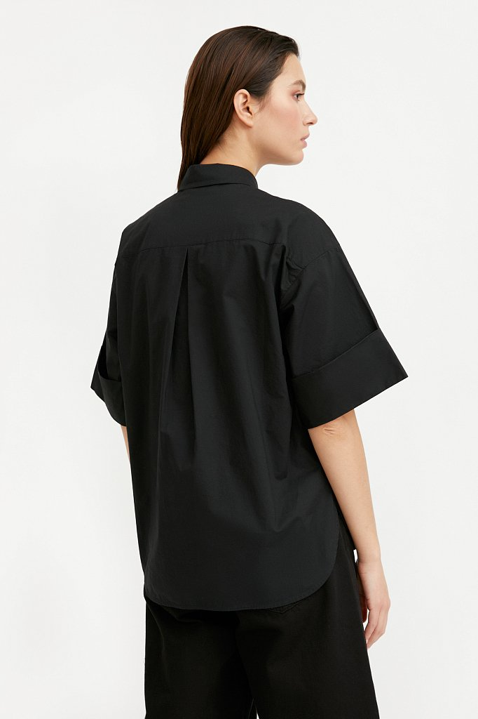 Блузка женская, Модель B21-11039, Фото №4