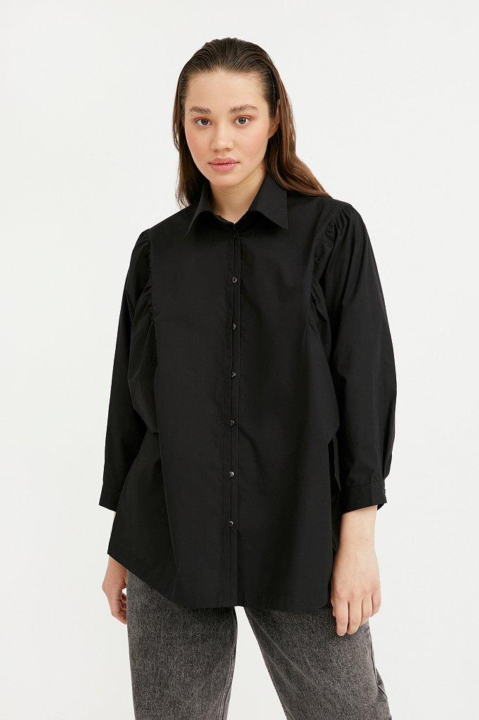 Блузка женская, Модель B21-11088R, Фото №2