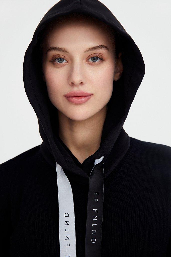 Шапка женская, Модель B21-11155R, Фото №2