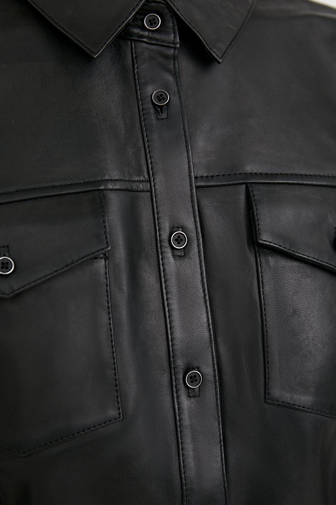 Рубашка женская, Модель B21-11818, Фото №5