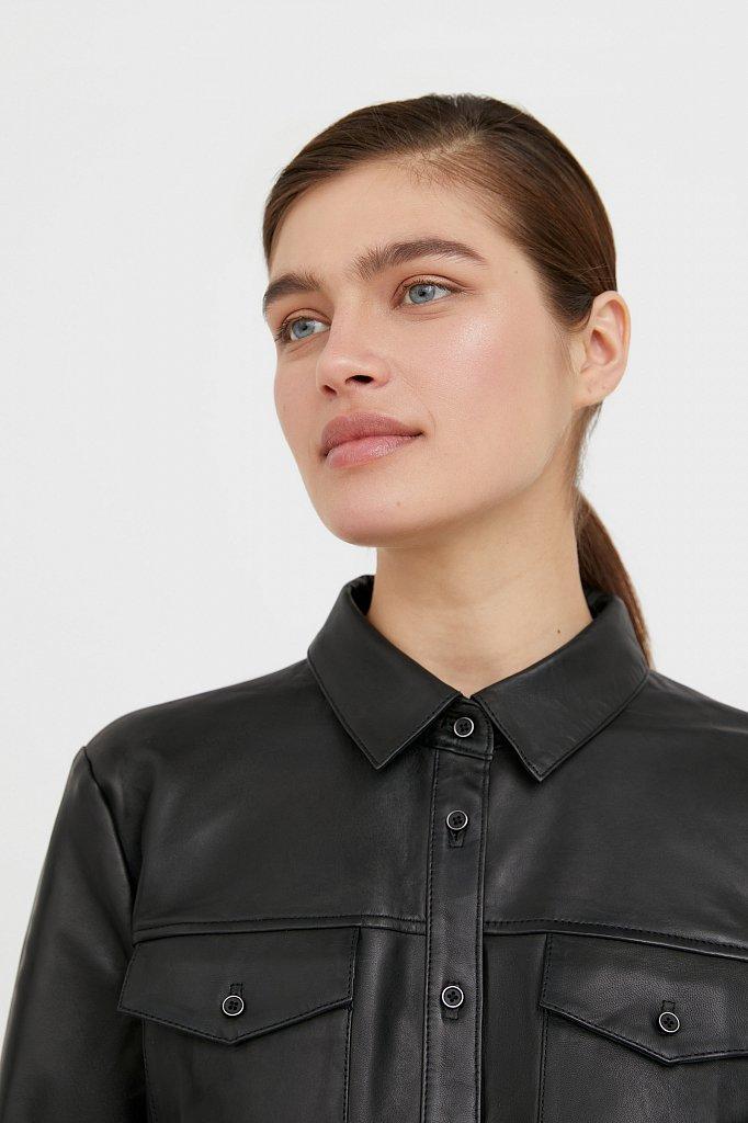 Рубашка женская, Модель B21-11818, Фото №6