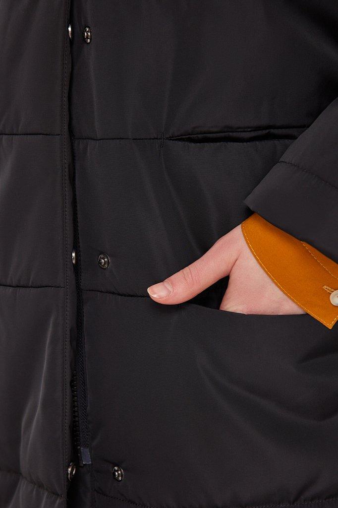 Пальто женское, Модель B21-12002, Фото №6
