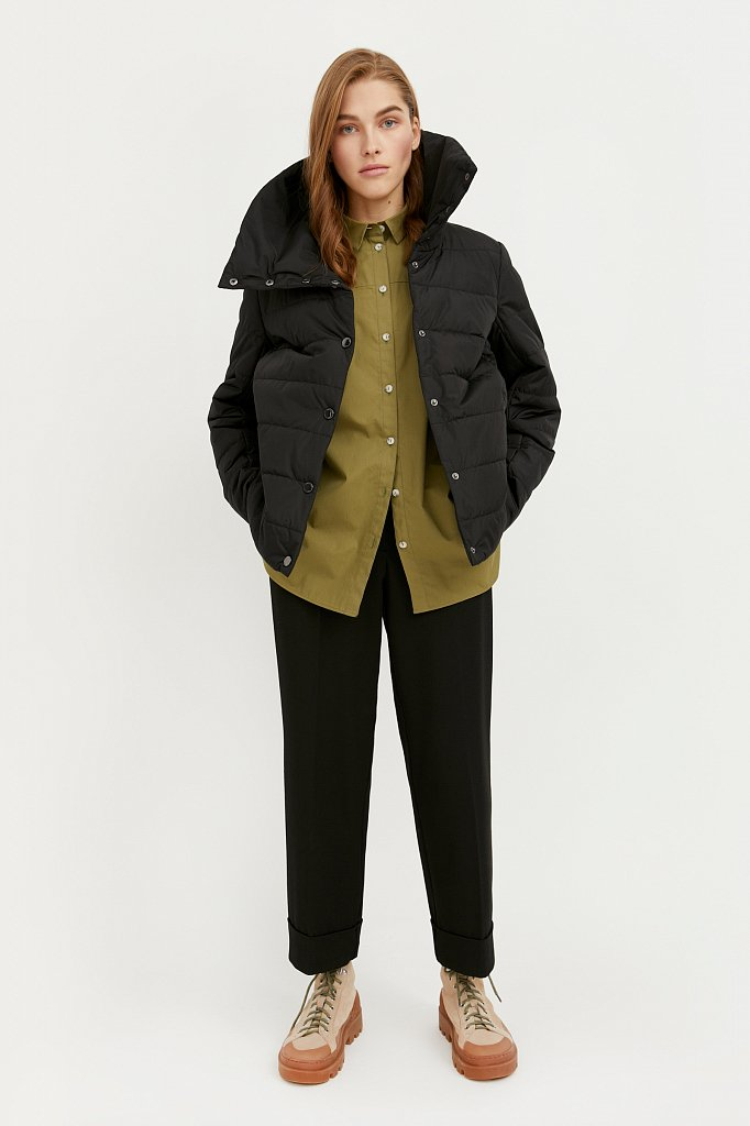 Куртка женская, Модель B21-12066, Фото №1