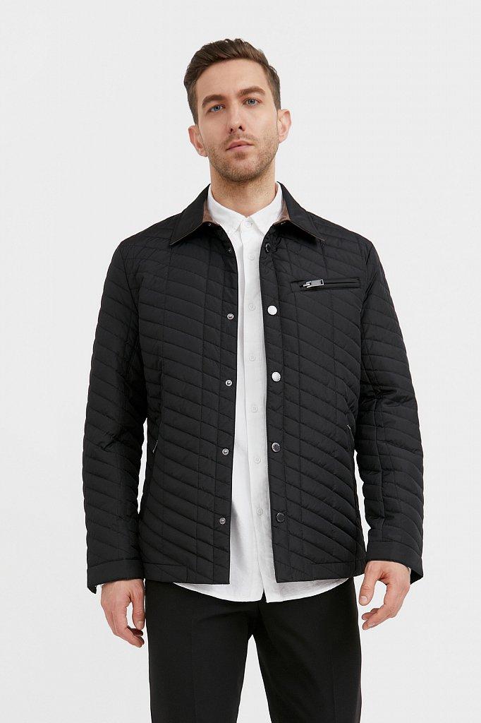 Куртка мужская, Модель B21-21001, Фото №1