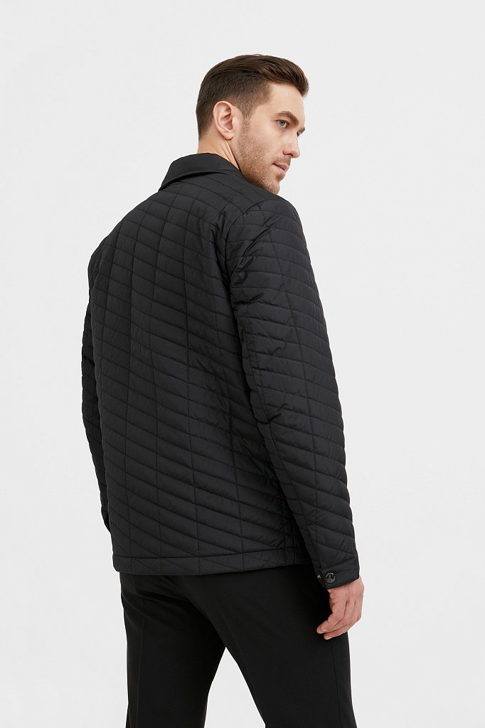 Куртка мужская, Модель B21-21001, Фото №5