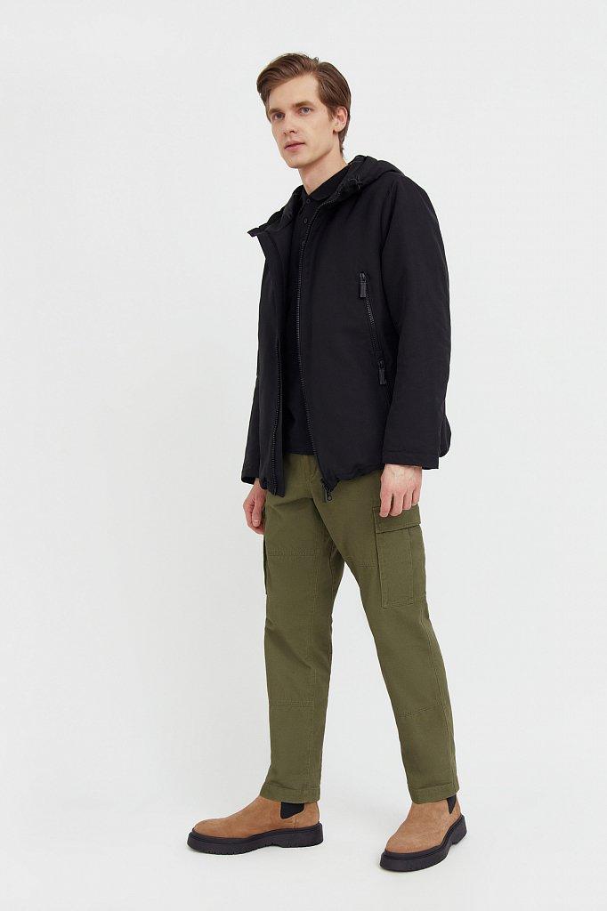Куртка мужская, Модель B21-22014, Фото №3