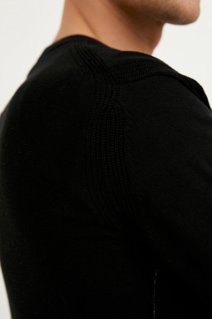 Джемпер мужской, Модель B21-22100, Фото №5