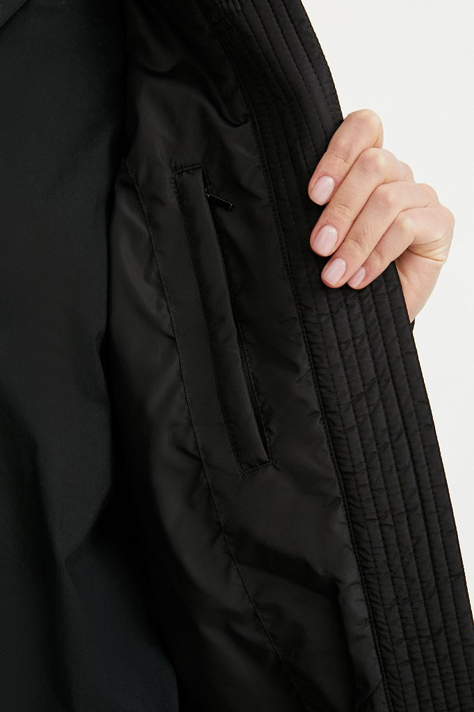 Куртка женская, Модель B21-32005, Фото №6