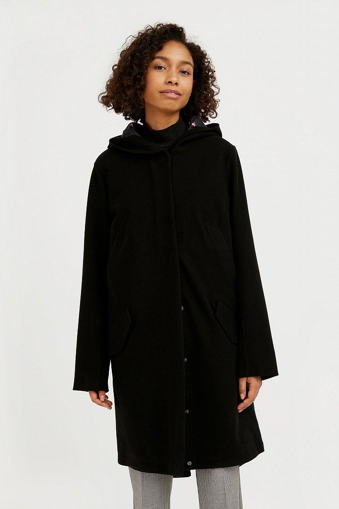 Пальто женское, Модель B21-32014, Фото №1