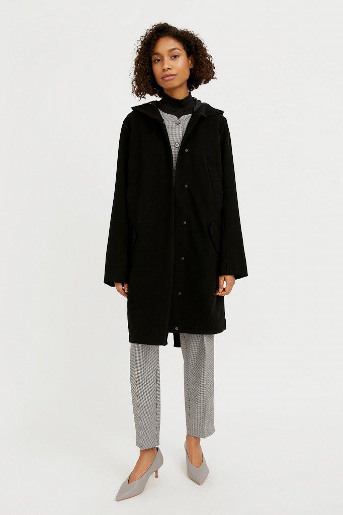 Пальто женское, Модель B21-32014, Фото №2
