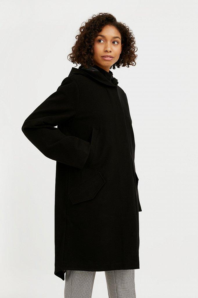 Пальто женское, Модель B21-32014, Фото №3