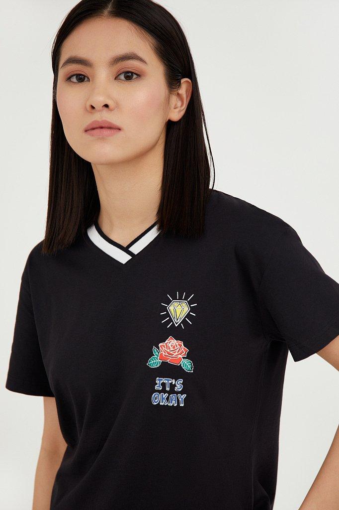 Футболка женская, Модель B21-32050, Фото №6