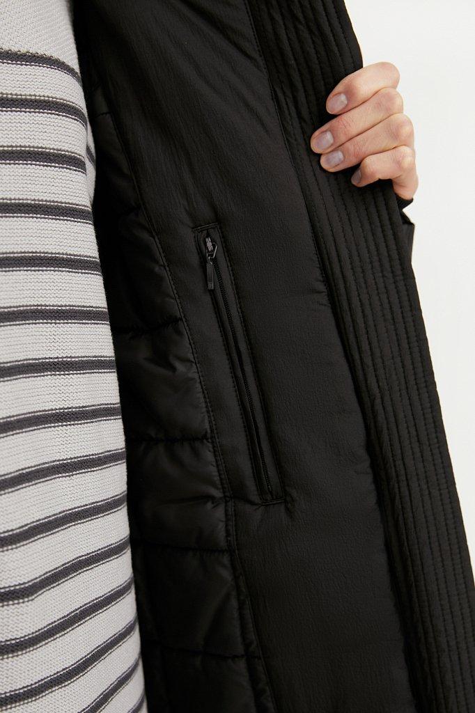 Пальто женское, Модель B21-32057, Фото №4