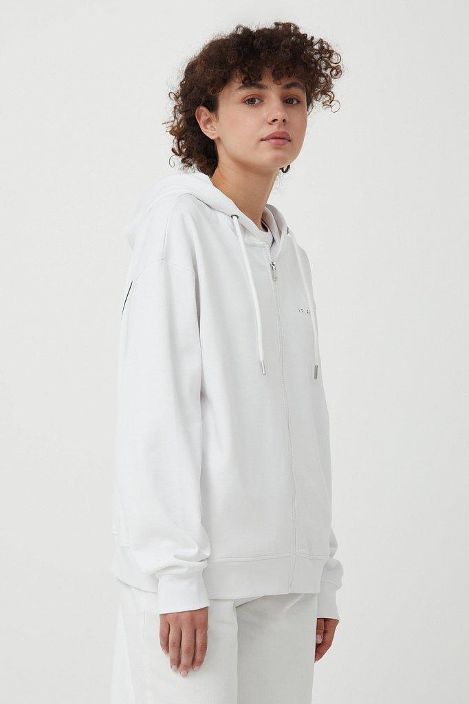 Толстовка женская с принтом «Алтай», Модель B21-110100, Фото №4
