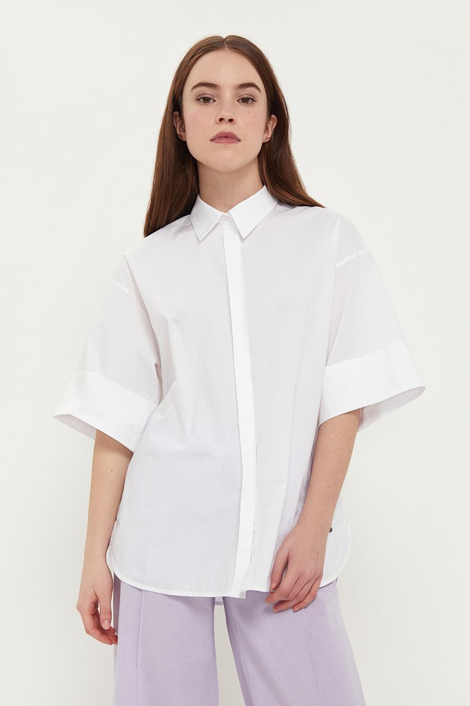 Блузка женская, Модель B21-11039, Фото №2