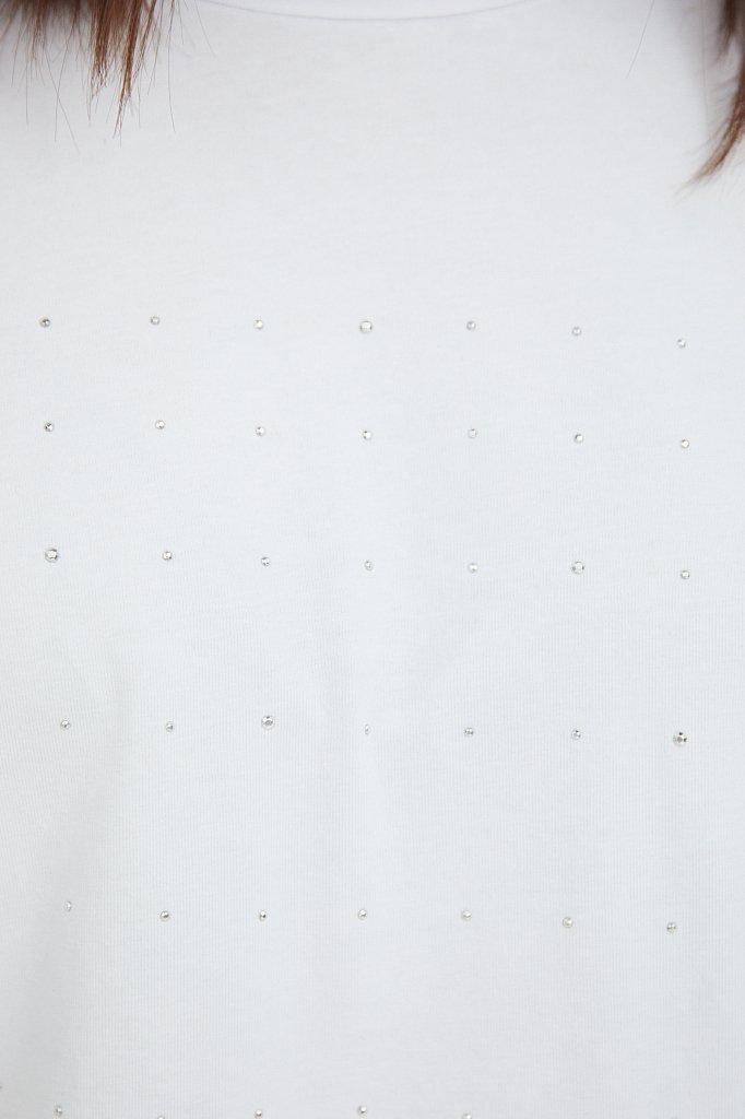 Футболка женская, Модель B21-11042, Фото №5