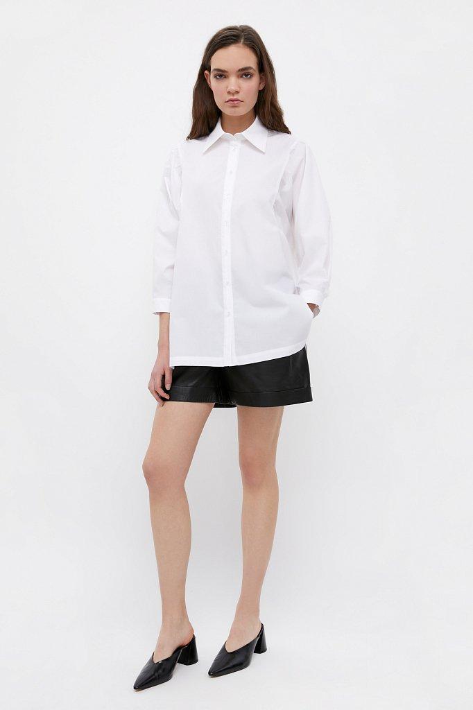Блузка женская, Модель B21-11088R, Фото №3