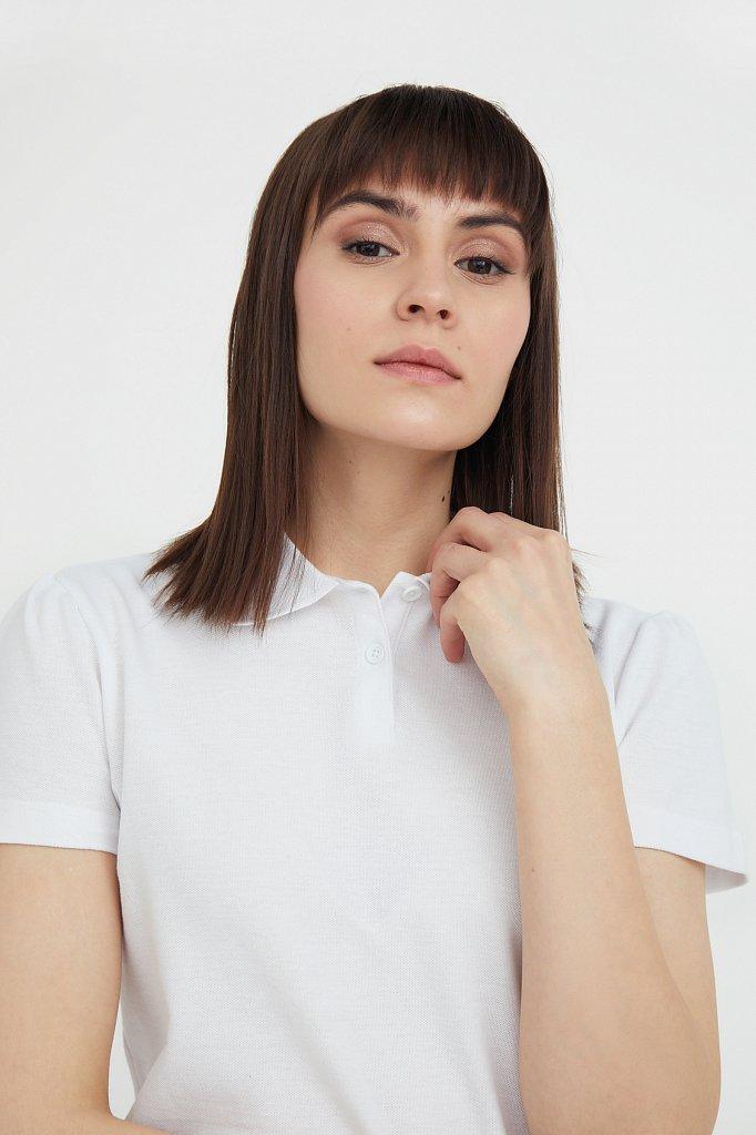 Поло женское, Модель B21-12052, Фото №1