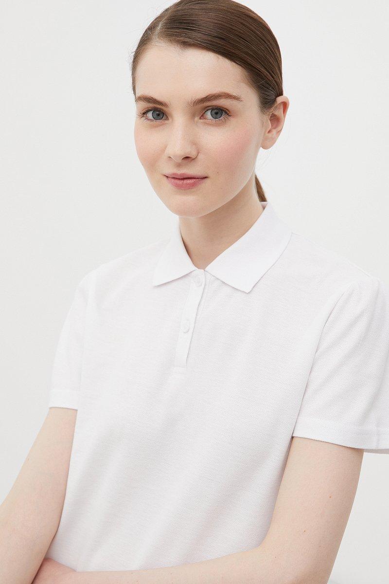 Поло женское, Модель B21-12052, Фото №6