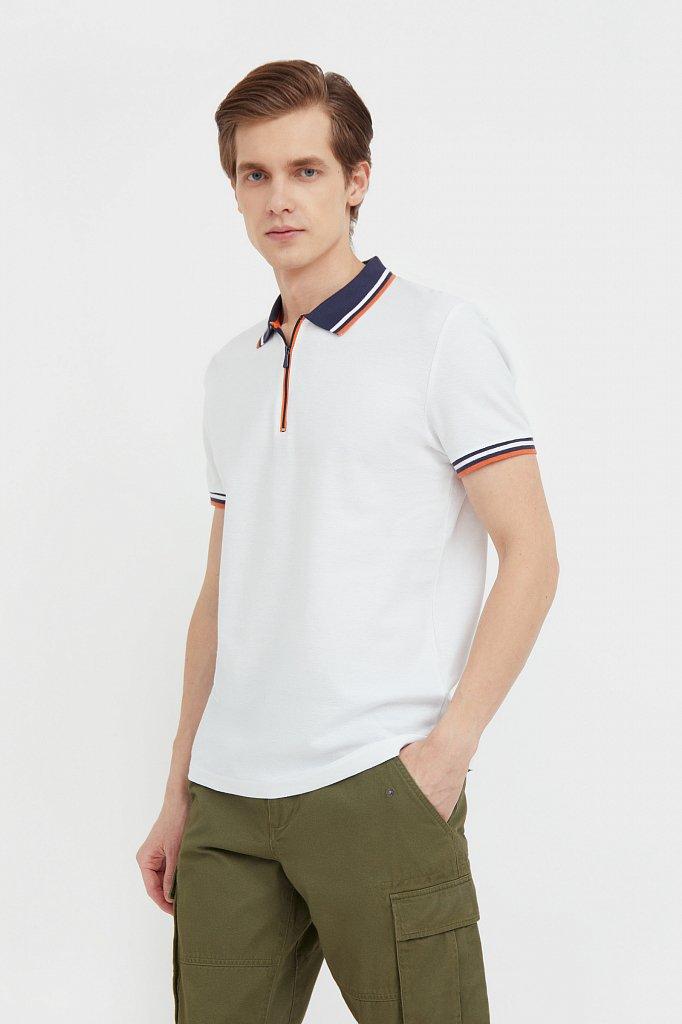 Поло мужское, Модель B21-42022, Фото №4