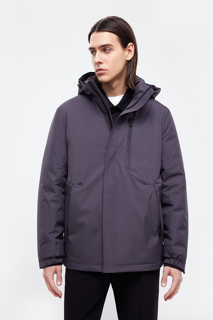 Куртка мужская, Модель B21-21006, Фото №2