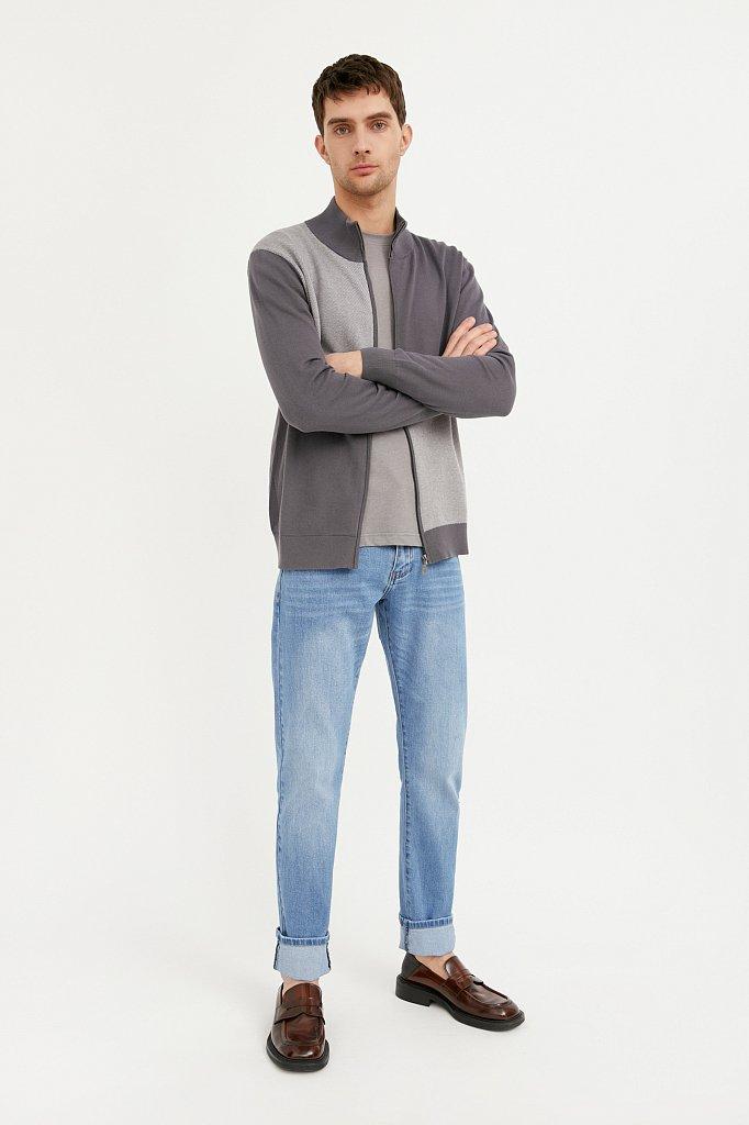 Кардиган мужской, Модель B21-42112, Фото №2