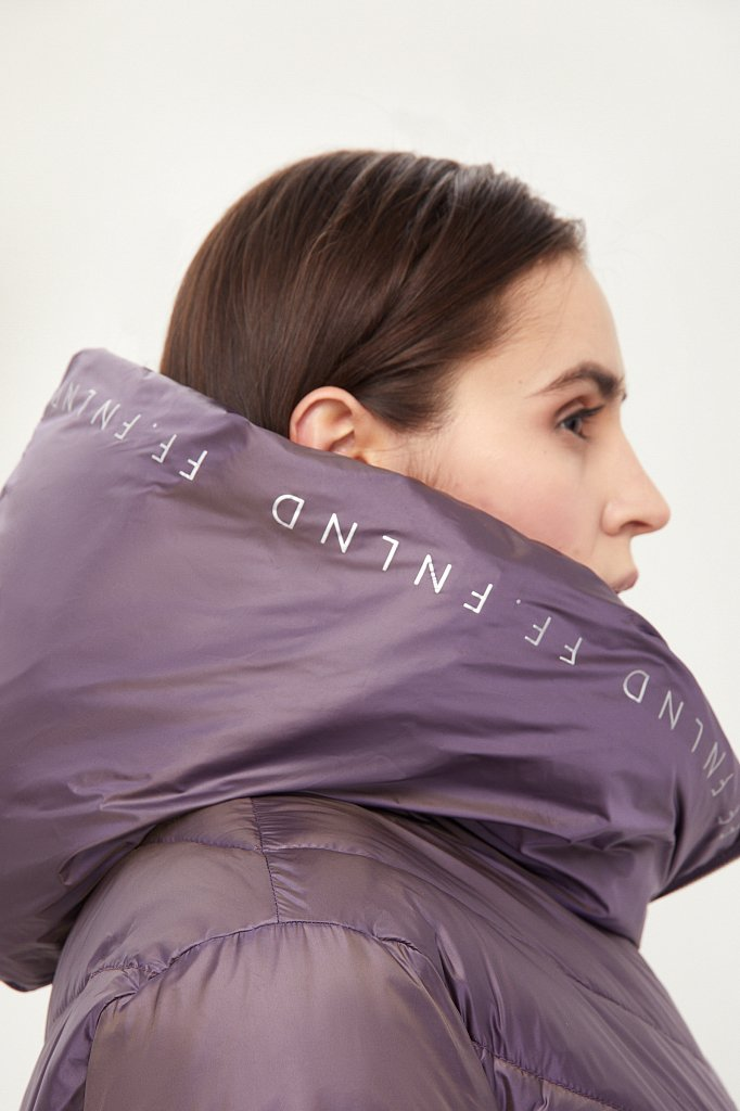 Пальто женское, Модель B21-12039, Фото №7