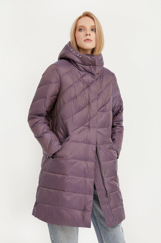 Пальто женское, Модель B21-12040, Фото №1