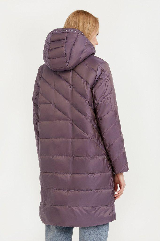 Пальто женское, Модель B21-12040, Фото №5