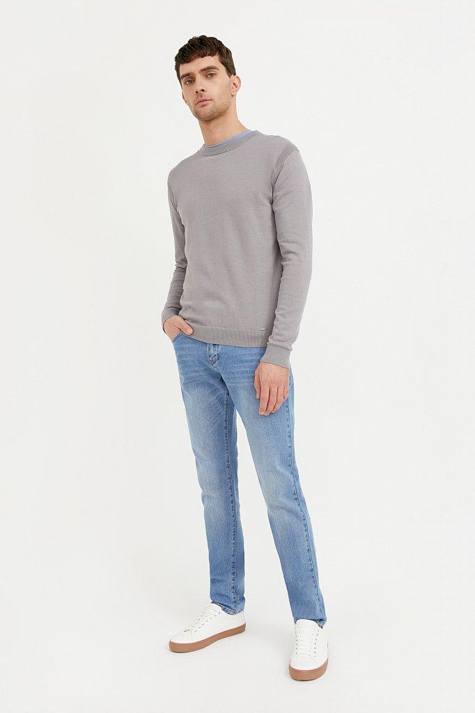 Джемпер мужской, Модель B21-22100, Фото №2