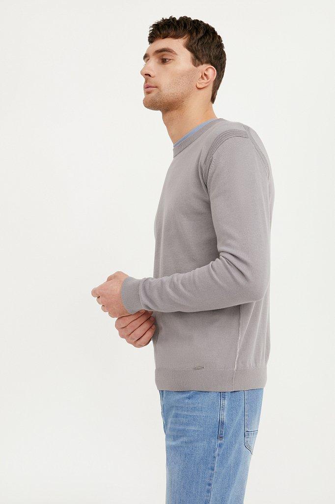 Джемпер мужской, Модель B21-22100, Фото №3