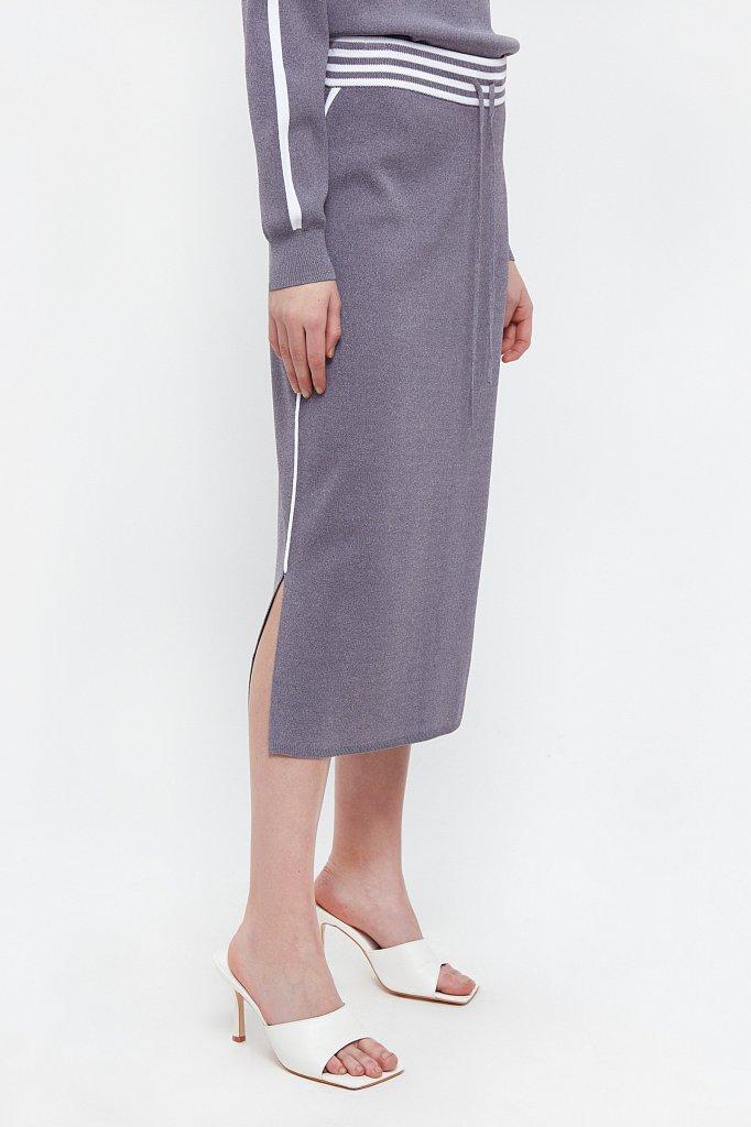 Юбка женская, Модель B21-32130, Фото №3
