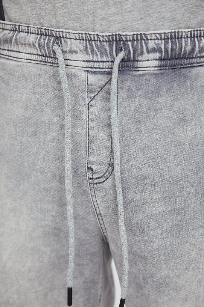 Джинсы мужские, Модель B21-25016, Фото №5