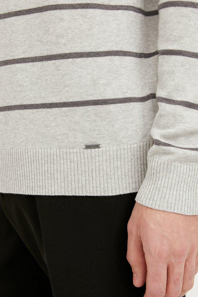 Джемпер мужской, Модель B21-42113, Фото №5