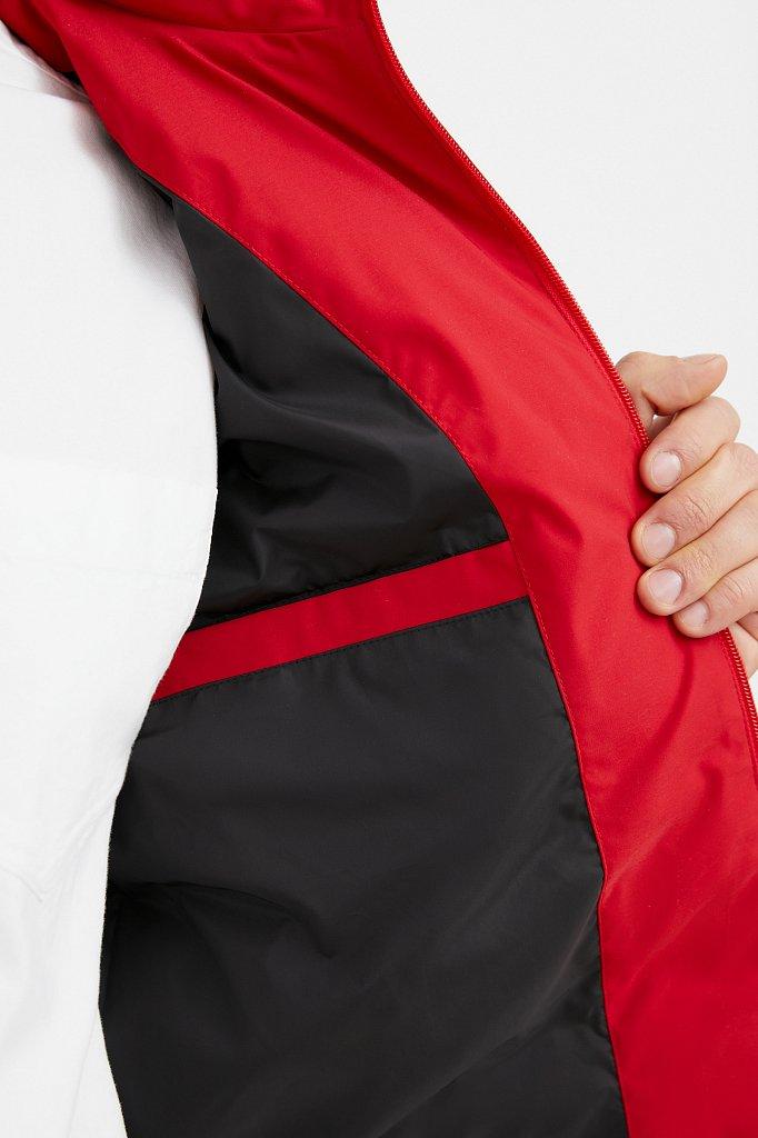 Куртка мужская, Модель B21-21004, Фото №4